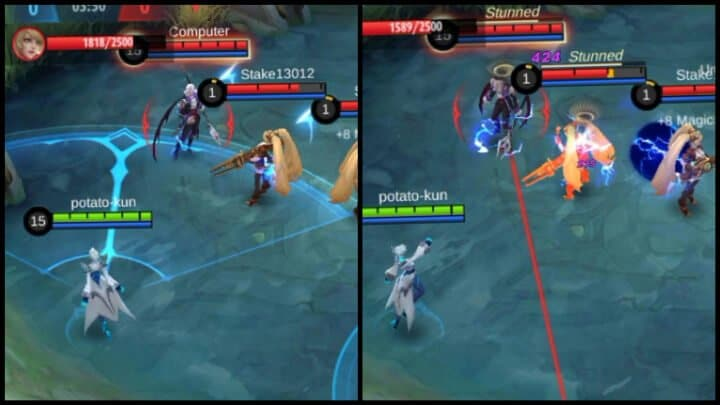 Revamped Eudora Enhanced Skill 2