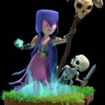 Clash of Clans th 9 witch