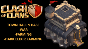 Best TH9 War Base 2021 (Download Working link)   Best TH9 War Base TH9 2021 Anti Everything