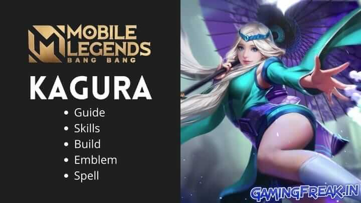 Mobile Legends Kagura Guide 2021 | Kagura Best Build 2021