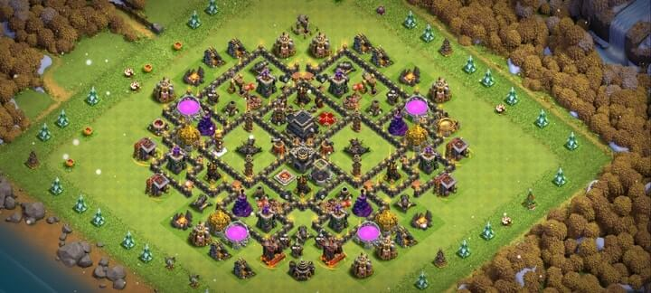 TH9 War Base 12