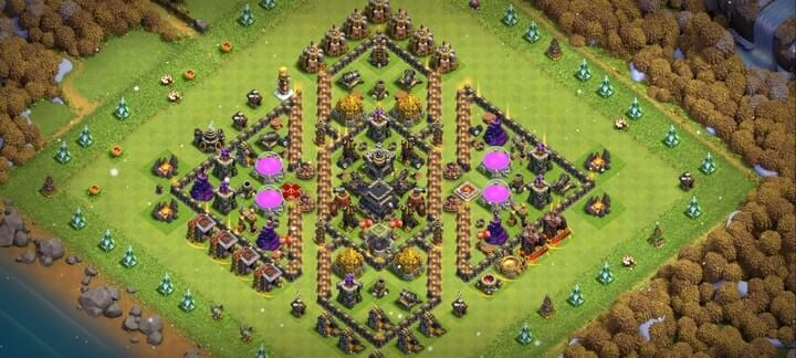 TH9 War Base 13