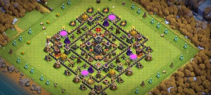 TH9 War Base 14