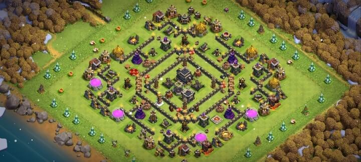 TH9 War Base 15