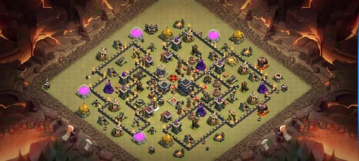 TH9 War Base 16
