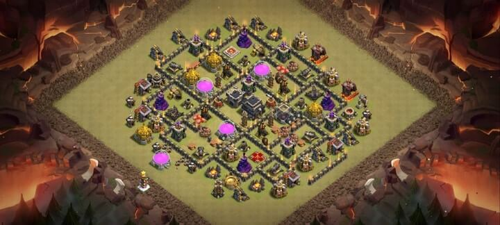 TH9 War Base 2