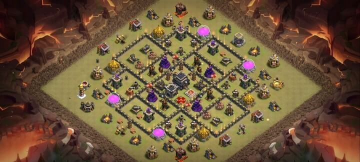 TH9 War Base 3