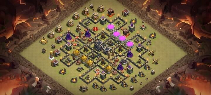 TH9 War Base 9