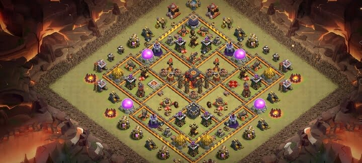 Best TH10 Hybrid Base Anti Everything 2