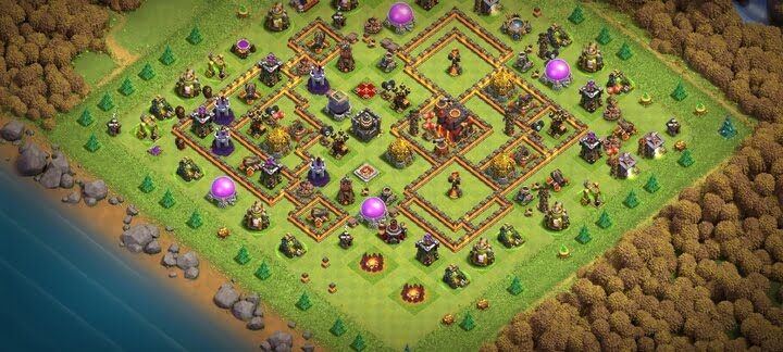 Best TH10 Hybrid Base Anti Everything 3