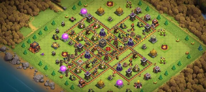 Best TH10 Hybrid Base Anti Everything