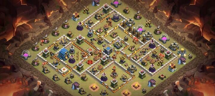 Best TH12 War Base Links 10