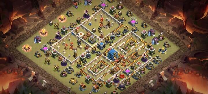 Best TH12 War Base Links 11