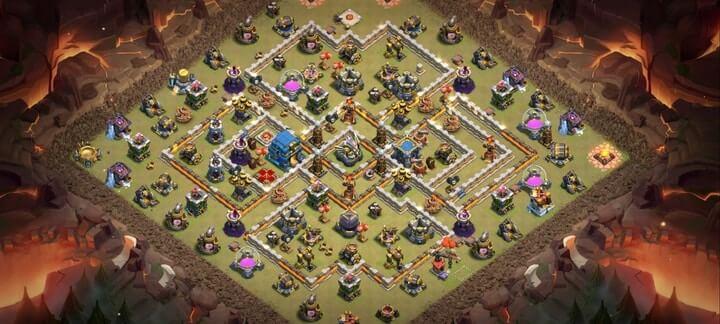 Best TH12 War Base Links 12