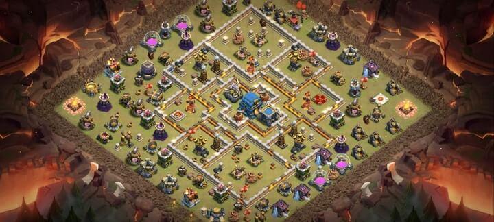 Best TH12 War Base Links 2
