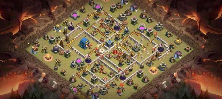 Best TH12 War Base Links 5