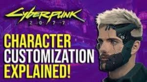 Cyberpunk 2077 character creation guide