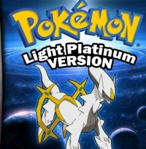 Pokemon Light Platinum