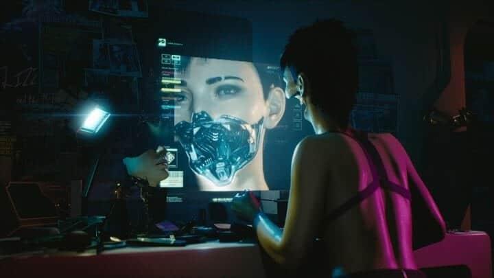 cyberpunk 2077 character creation body type