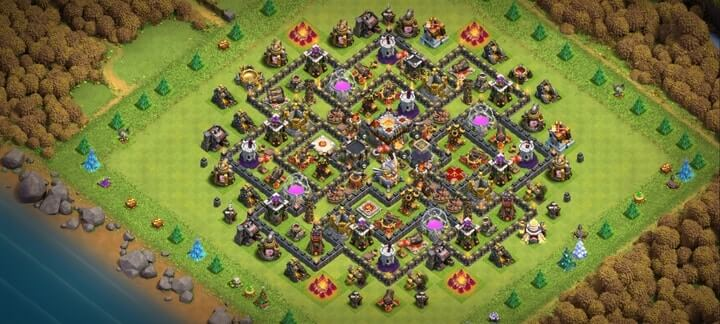 th11 farming base