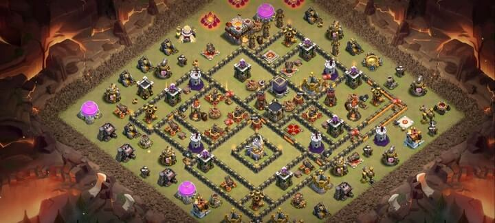 th11 war base 1