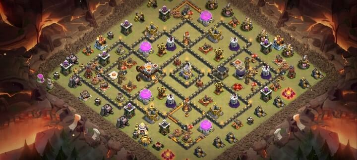 th11 war base 13