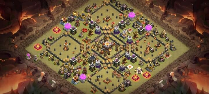 th11 war base 15