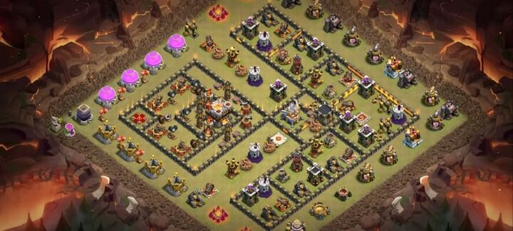 th11 war base 4
