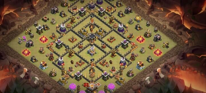 th11 war base 5