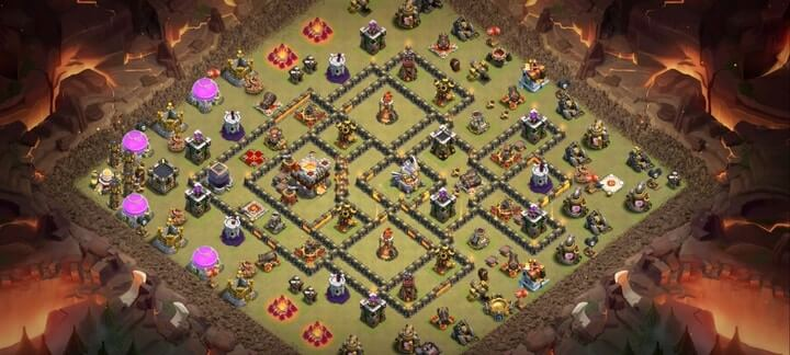 th11 war base 8