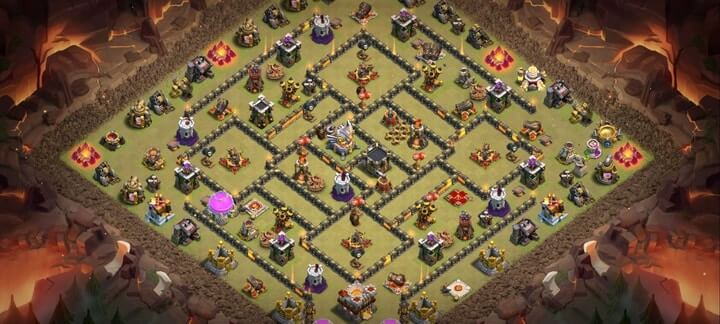 th11 war base