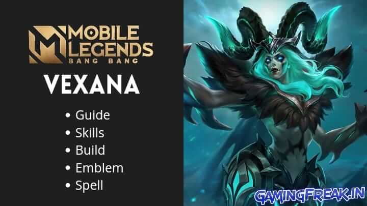 Mobile Legends Vexana