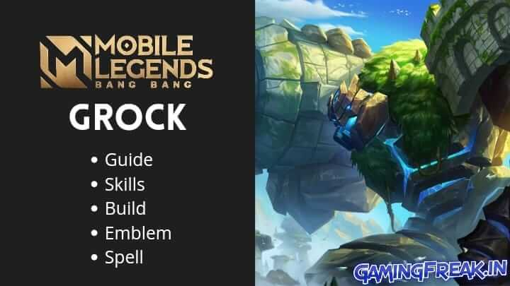 Mobile Legends Grock