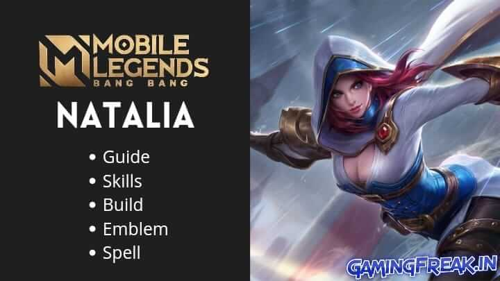 Mobile Legends Natalia