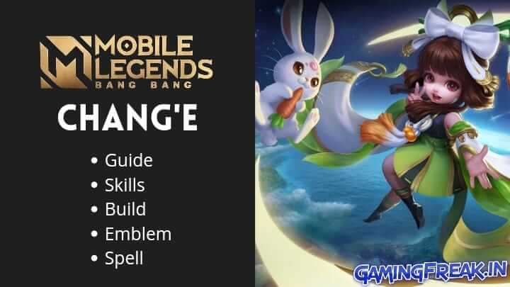 Mobile Legends Chang'e