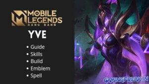 Mobile Legends Yve