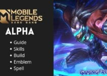 Mobile Legends Alpha