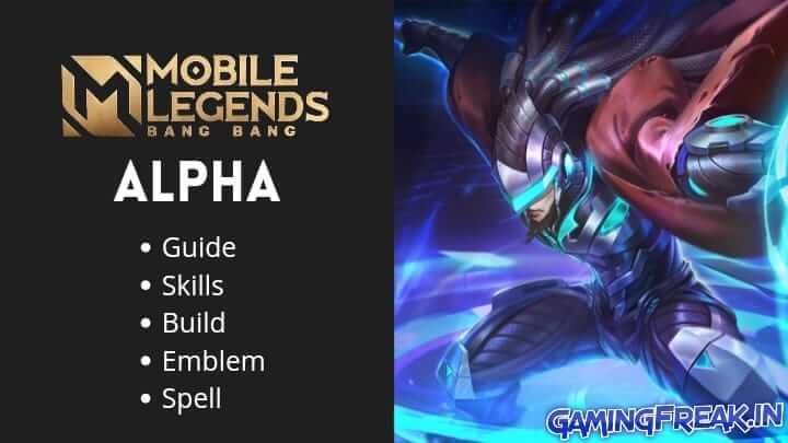 Mobile Legends Alpha