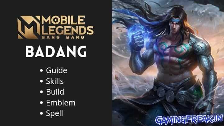 Mobile Legends Badang