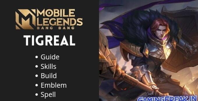 Mobile Legends Tigreal