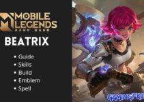 Mobile Legends Beatrix Guide 2021 | Beatrix Best Build 2021