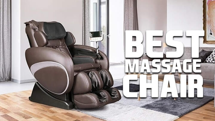 10 Best Massage Chairs Reviews & Buying Guides 2021