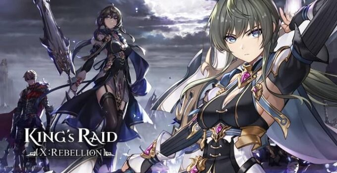 King's Raid Tier List May 2021 | King's Raid Best Characters 2021