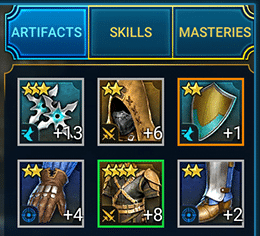 What Are The Best Artifacts In Raid Shadow Legends?