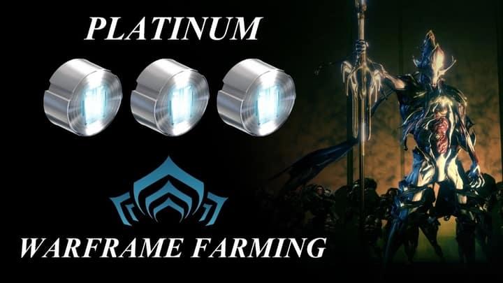 Active Warframe Platinum Codes 2021