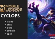 Mobile Legends Cyclops Guide 2021| Cyclops Best Build 2021