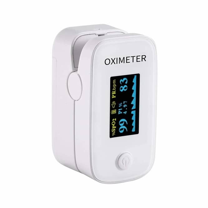 Homesoul Fingertip Pulse Oximeter