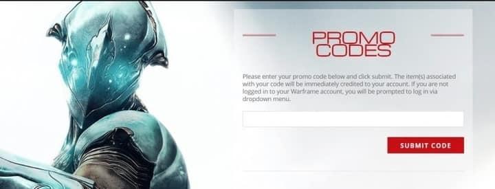 How can I redeem Warframe Promo Codes