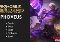 Mobile Legends Phoveus Guide 2021 | Phoveus Best Build 2021