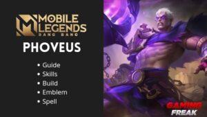 Mobile Legends Phoveus